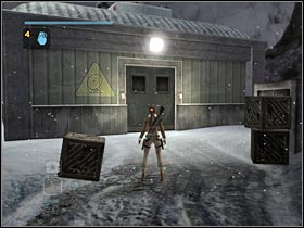 A new cut-scene will appear on the screen - Kazakhstan - part I - Kazakhstan - Project Carbonek - Tomb Raider: Legend - Game Guide and Walkthrough