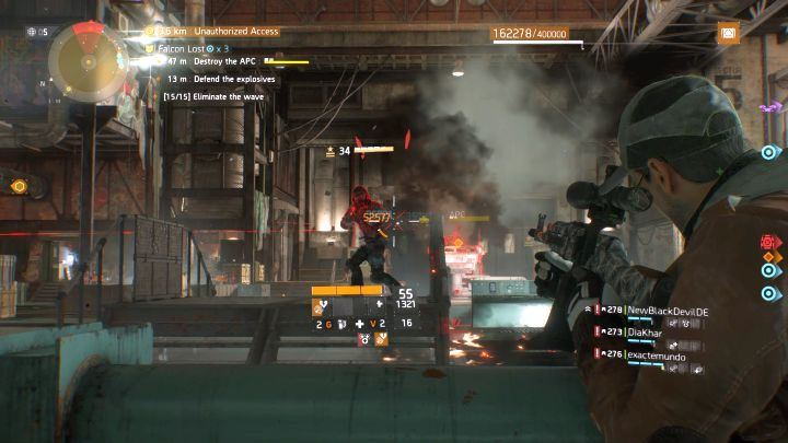 Incursion in Division - Tom Clancy's The Division Game Guide