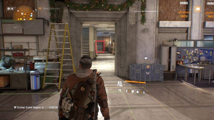 Optimization Station | Tips for 1 8 patch The Division - Tom