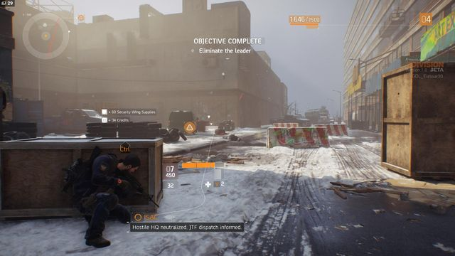 how to open base of operations on division