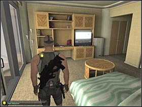 Start off by making a few steps forward - Mission 7.1 [Cozumel - Cruise Ship] - Walkthrough - Tom Clancys Splinter Cell: Double Agent - Game Guide and Walkthrough