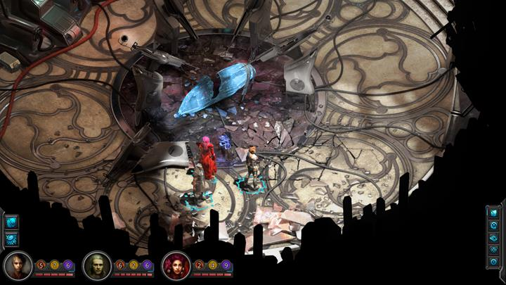 Aligern and Callistege are encountered at the beginning of the game but you must make a choice - which one of them is to stay in your team. - Who should I choose - Aligern or Callistege? | Party - Party - Torment: Tides of Numenera Game Guide