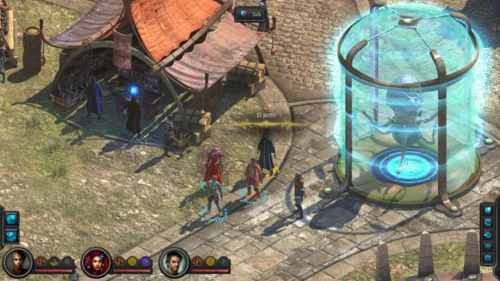 From Beleazar (M3 - Beleazar and the Beast - side quest walkthrough | Circus Minor - Sagus Cliffs: Circus Minor - Torment: Tides of Numenera Game Guide