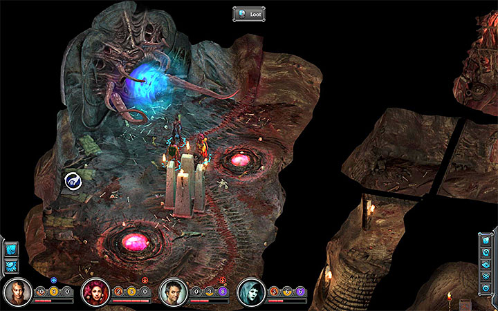 You can reach the vault through the portal at the Maw in Old Slave Block - All Torment: Tides of Numenera Achievements / Trophies - Strategy Guide - Torment: Tides of Numenera Game Guide