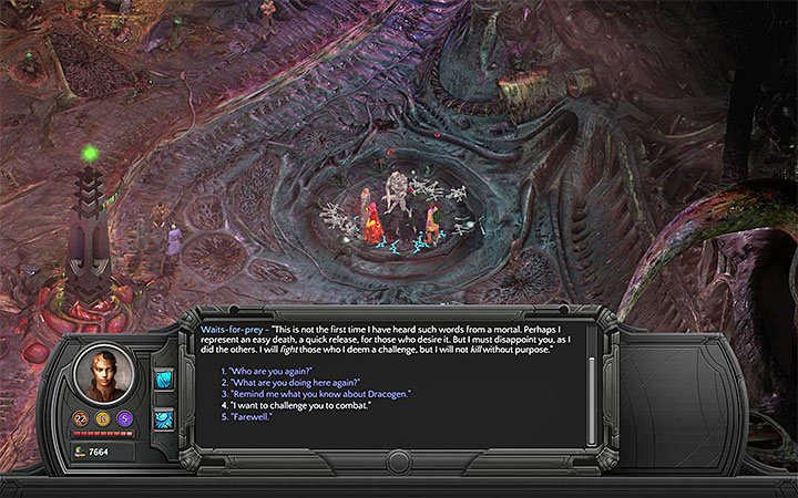 Attack the construct in order to initiate the battle - All Torment: Tides of Numenera Achievements / Trophies - Strategy Guide - Torment: Tides of Numenera Game Guide