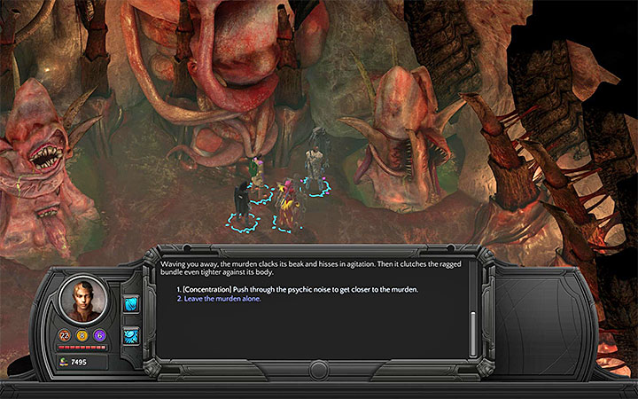 Killing or stunning Murden will get you two valuable items - Into the Depths - main quest walkthrough | Bloom Heart - Bloom: Bloom Heart - Torment: Tides of Numenera Game Guide