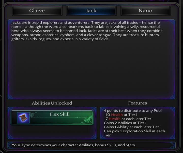 Jack - is an intrepid explorer and adventurer - Jack | Character classes - Character classes - Torment: Tides of Numenera Game Guide