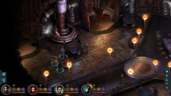 You must speak to the five veterans in the inn and convince them to participate in the eternal war. - A Call to War - side quest walkthrough | Cliffs Edge - Sagus Cliffs: Cliffs Edge - Torment: Tides of Numenera Game Guide