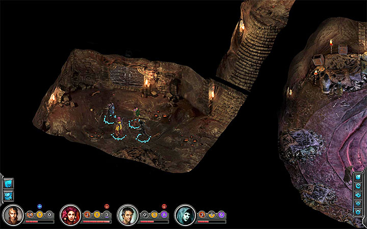 Open the door leading to western room in the slave block - Where do I find the Murden treasure room and how do I get inside? - Puzzles and additional activities - Torment: Tides of Numenera Game Guide