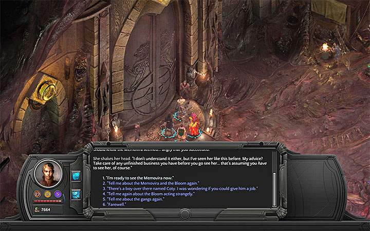 You will have the last chance to change your mind during the conversation with Brusca before entering the fortress - Timed / cancelled quests - most important information | Gameplay basics - Gameplay basics - Torment: Tides of Numenera Game Guide