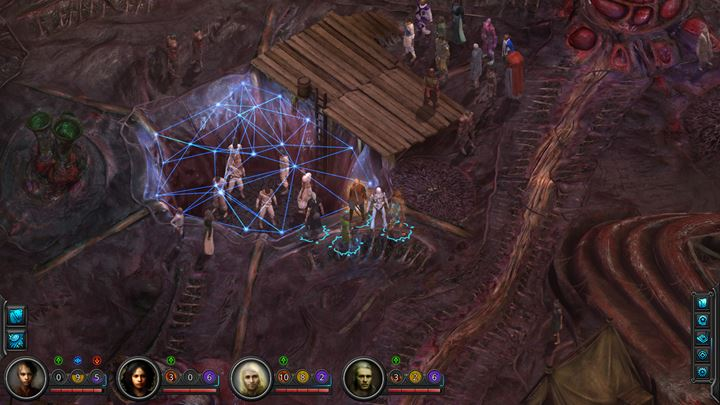 Dekantus wants you to find three humans that are visually attractive - Preservation of Beauty - side quest walkthrough | Memoviras Courtyard - Bloom: Memoviras Courtyard - Torment: Tides of Numenera Game Guide
