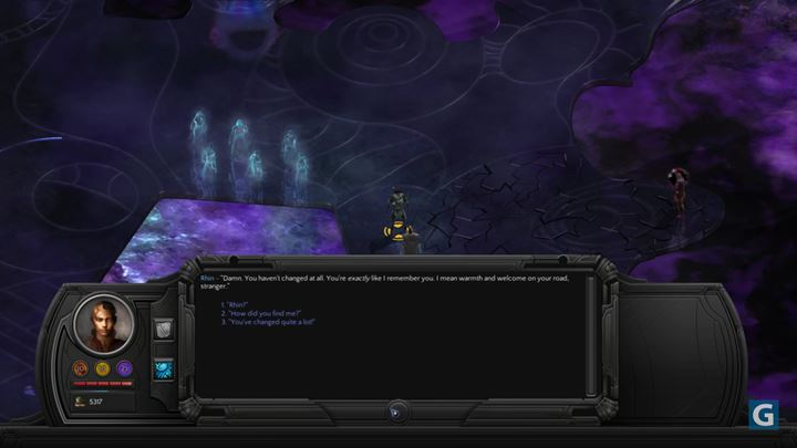 Rhin will surprise the party and return at the end of the game - Rhins quest | Companion quests - Companion quests - Torment: Tides of Numenera Game Guide