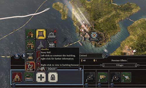 How to develop your province in the right way in Total War