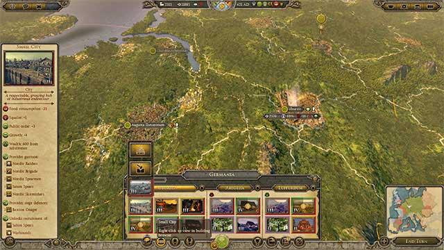Attila Total War Best Building Setup