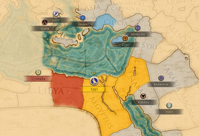 rome 2 total war egypt strategy