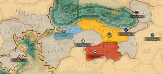 Characteristic | Factions - Pontus - Total War: Rome II Game ... on rome total realism, rome total war scipii strategy, rome 2 emperor edition, rome greek wars, rome total war alexander factions, rome total war game, rome total war faction strategy, rome total war heaven, rome total war custom maps, rome 2 interactive map, rome total war unit guide, rome total war 3, rome 2 on sale, rome 2 strategy guide, rome total war building guide, rome 2 battle map, rome total war map editor, rome total war city map,