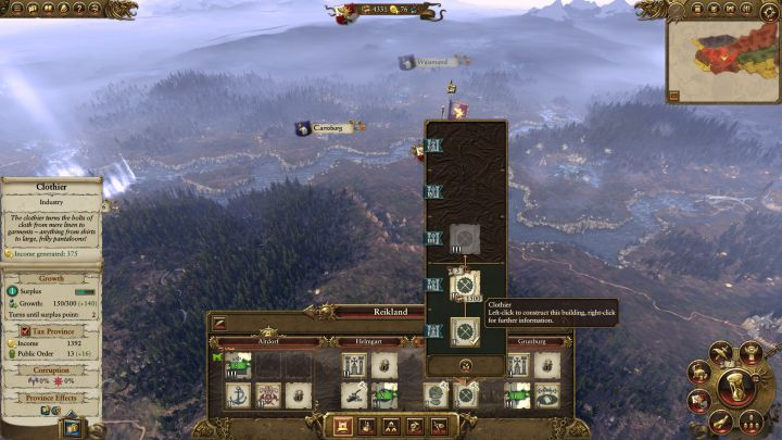 Empire Campaign Walkthrough and Tips - Total War: Warhammer Game