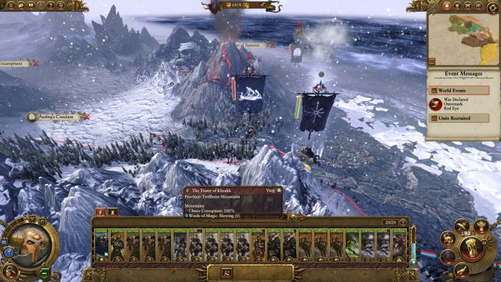 Warriors of Chaos Campaign Walkthrough and Tips - Total War