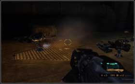 Plenty of soldiers are going to guard the hangar exit - Eye for an Eye - Walkthrough - Turok - Game Guide and Walkthrough