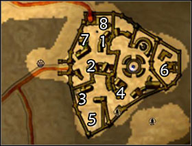 Some quests on Cathalon can be difficult to spot, so here's a helpful map - Cathalon - Quests - Two Worlds - Game Guide and Walkthrough