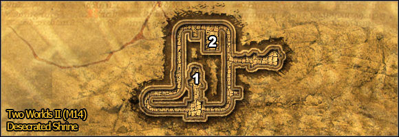 1 - Hatmandor Region - p. 1 | Quests Maps - Maps - Two Worlds II Game Guide