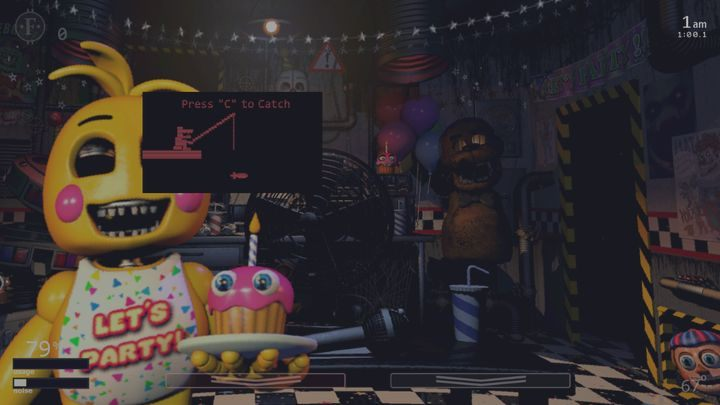 How to score points easily in Ultimate Custom Night? - Ultimate