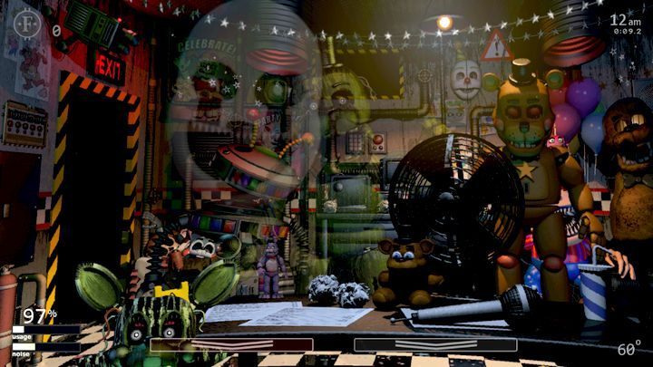 What's 50/20 about in Ultimate Custom Night? - Ultimate Custom Night
