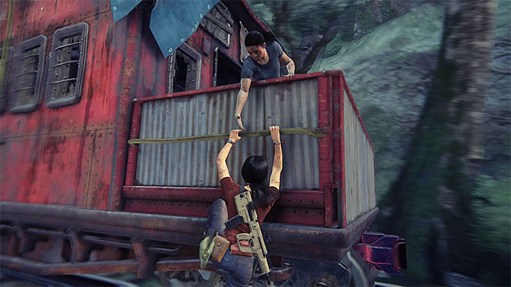 9 End Of The Line Walkthrough Uncharted The Lost Legacy Game Guide Gamepressure Com