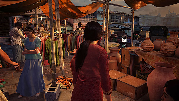 The place where you take a photo - 0 - Prologue | Walkthrough - Walkthrough - Uncharted: The Lost Legacy Game Guide
