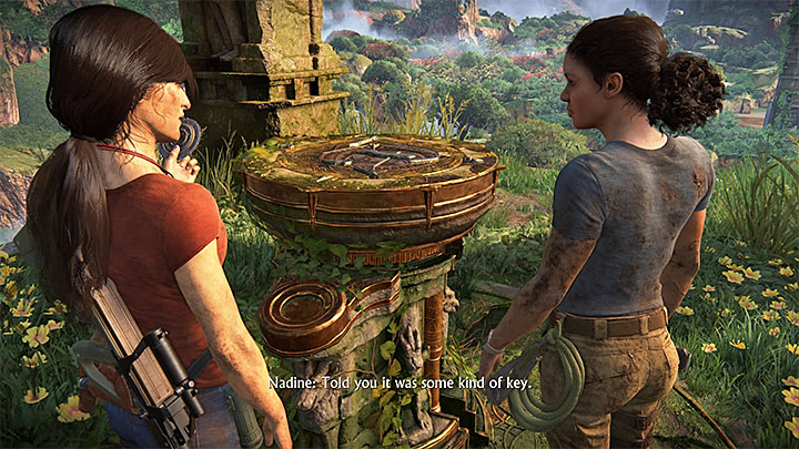 4 The Western Ghats Map Walkthrough Uncharted The Lost