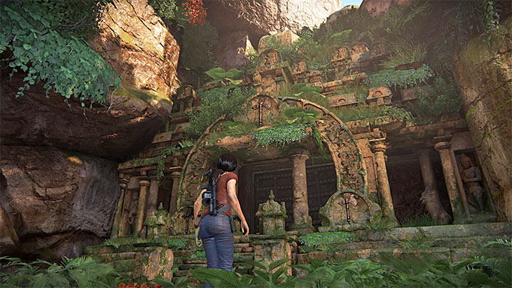 4 Shiva S Fort Axe Walkthrough Uncharted The Lost Legacy