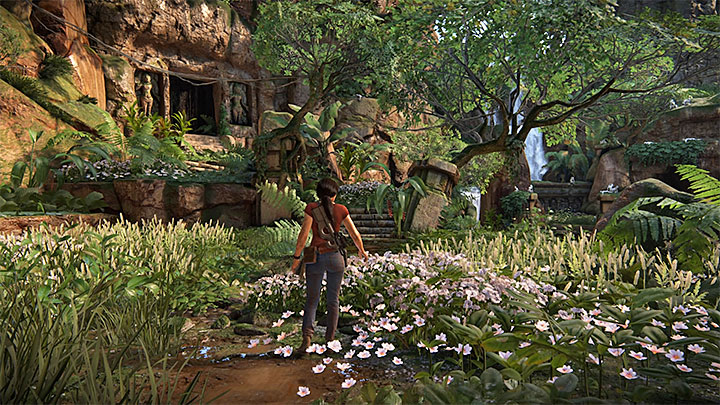 In essence, the tokens can be acquired from the beginning of the fourth chapter, but you may begin by investigating the ruins in which they will be used - 4- Hoysalas Tokens and the Queens Ruby | Walkthrough - Walkthrough - Uncharted: The Lost Legacy Game Guide