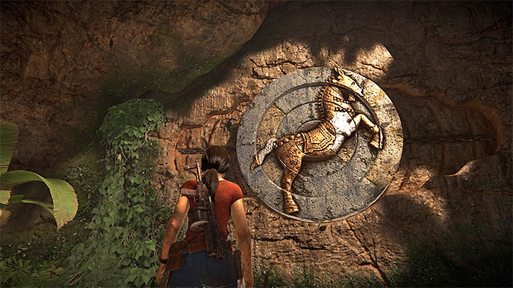 Completing all steps will enable you to mix the three elements with the rings - 4- Hoysalas Tokens and the Queens Ruby | Walkthrough - Walkthrough - Uncharted: The Lost Legacy Game Guide