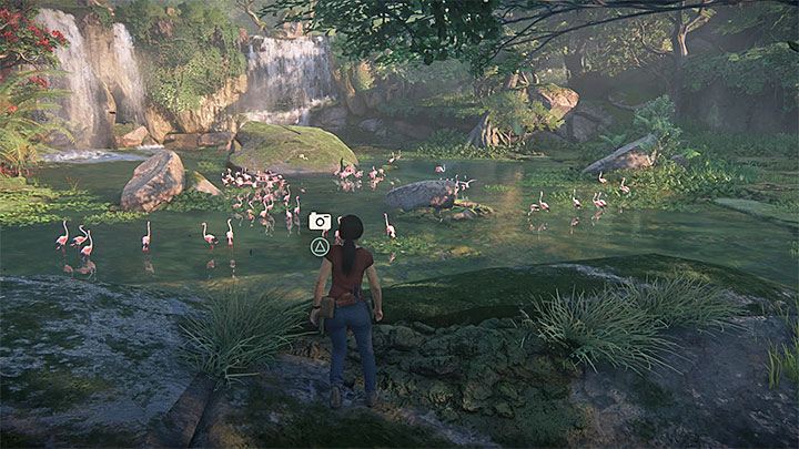 The next picture can be taken along the road - 3 - Homecoming | Secrets - Secrets - Uncharted: The Lost Legacy Game Guide