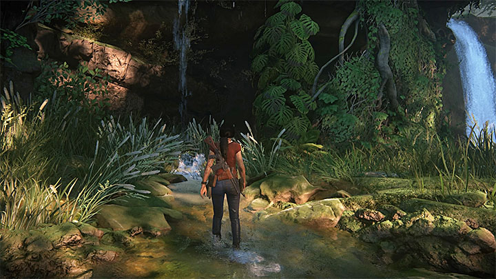 2 - 3 - Homecoming | Secrets - Secrets - Uncharted: The Lost Legacy Game Guide