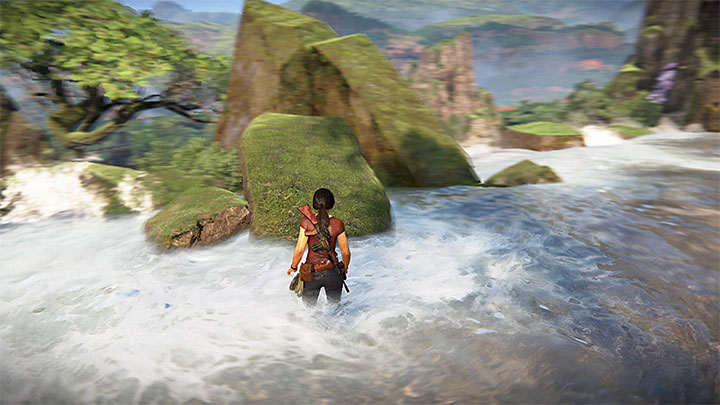 2 - 4 - Treasures in Wester Ghats | Secrets - Secrets - Uncharted: The Lost Legacy Game Guide