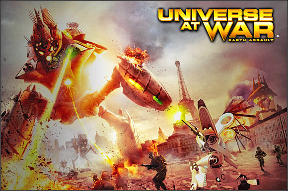 Welcome to the unofficial guide to �Universe at War: Earth Assault� PC video game - Universe at War: Earth Assault - Game Guide and Walkthrough