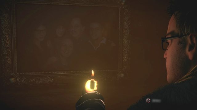 One of the clues - a family portrait - Clues (collectibles) | General advices - General advices - Until Dawn Game Guide & Walkthrough
