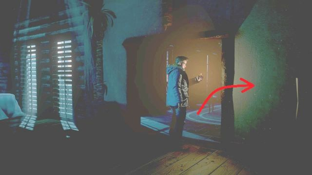 As soon as you exit the corridor from the basement, go right to enter the sitting room - Episode 2 | Clues and totems - locations - Clues and totems - locations - Until Dawn Game Guide & Walkthrough