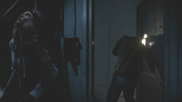 You may either follow Chris or check the movements all by yourself. Both choices will bring the same result - Episode 6 | Walkthrough - Walkthrough - Until Dawn Game Guide & Walkthrough