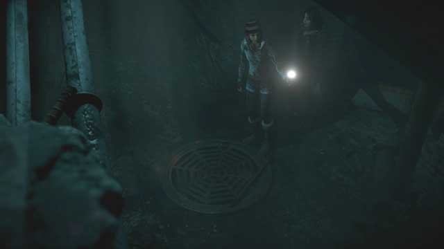 Go straight ahead, until you see a well - Episode 9 | Walkthrough - Walkthrough - Until Dawn Game Guide & Walkthrough