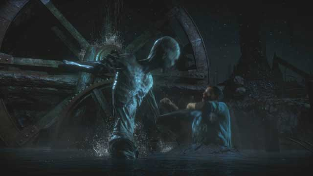 Who would win between the Wendigo from Until Dawn and the Hunter from  Bloodborne