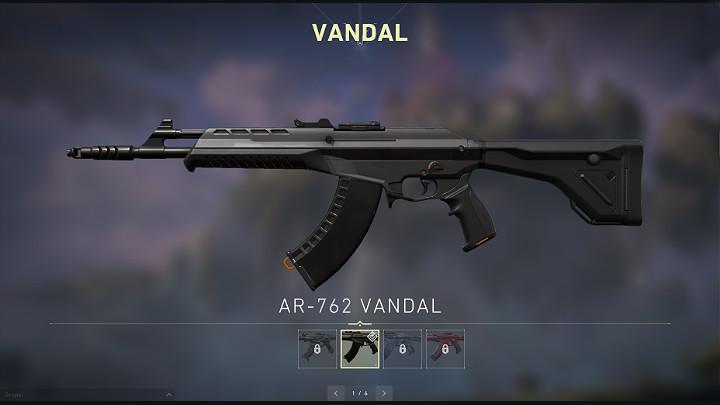 Как и другие винтовки, Вандал также имеет режим ADS - Valorant: Руководство по винтовкам - Бульдог, Страж, Призрак, Вандал - Оружие - Руководство Valorant