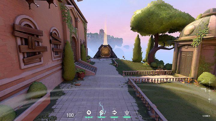 Например, используя навык Updraft, вы можете запрыгнуть на ящики и занять позицию снайпера или за одну секунду прыгнуть через окно в коридор, где может скрываться противник - Valorant: Jett (Duelist) - навыки, особенности, советы - Персонажи - Руководство Valorant