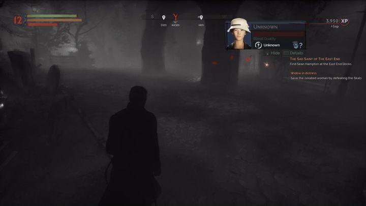 how to eavesdrop in vampyr