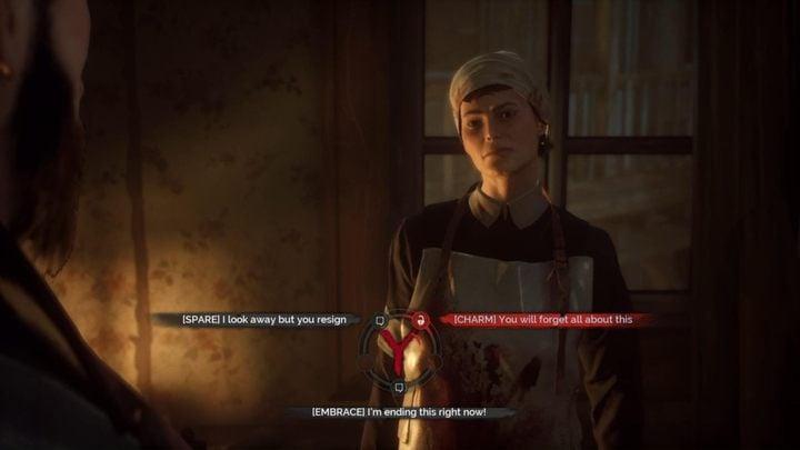 Гайд и секреты Vampyr – что ответить в диалоге с Дороти Крейн