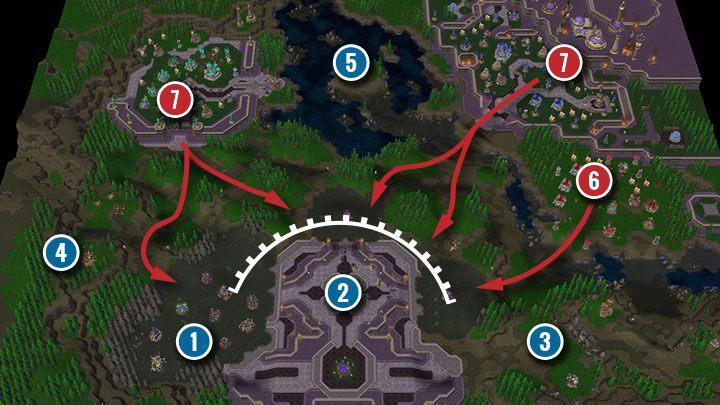Under The Burning Sky Warcraft Iii Reforged Walkthrough