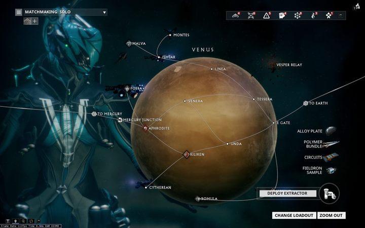 Warframe Interface Star Map Warframe Game Guide Gamepressure Com