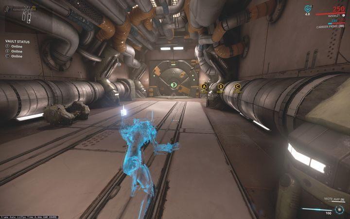 warframe void blast
