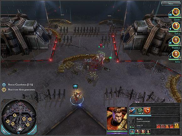 dawn of war soulstorm chaos guide